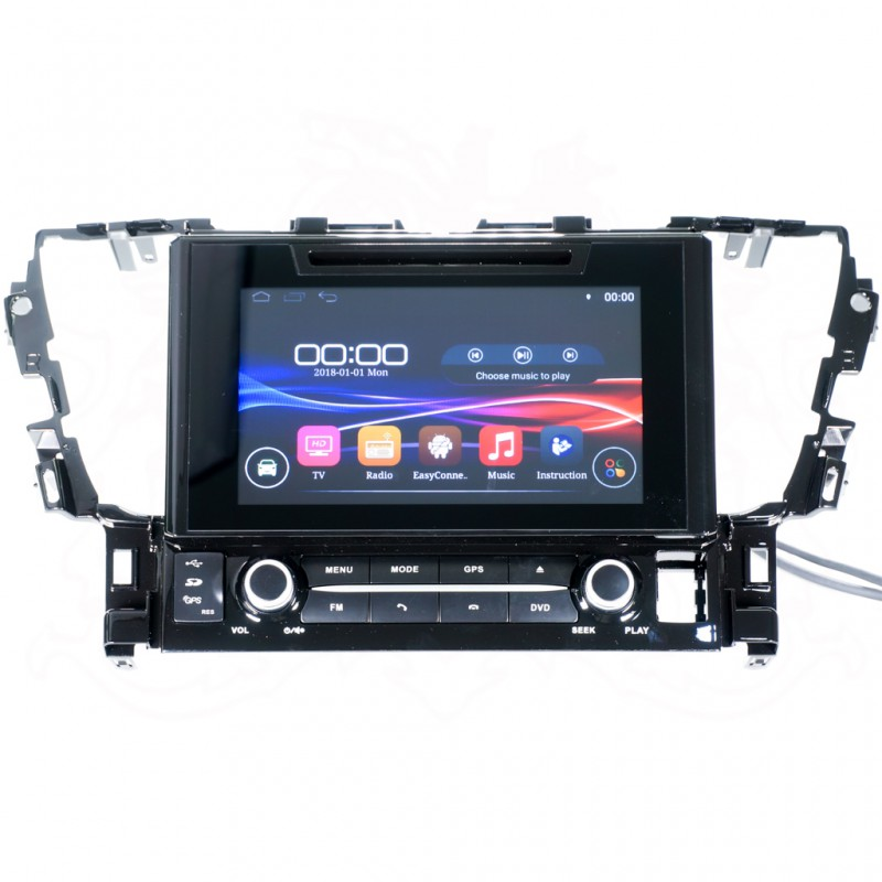 "P.BOX PB9217 9"" QUAD-CORE ANDROID PLAYER (TOYOTA VELFIRE 2015)"