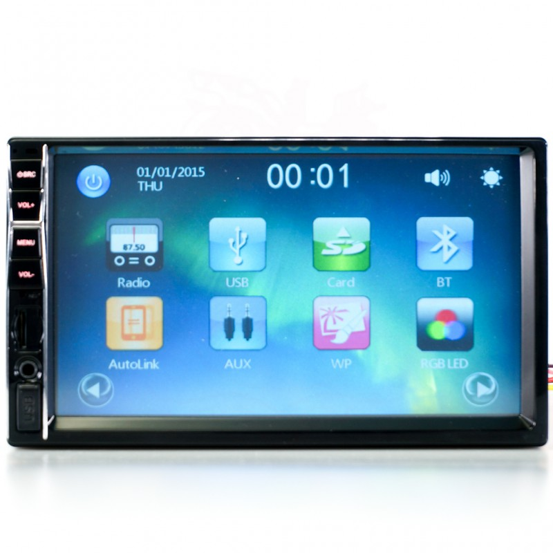 7033BT MP5 PLAYER