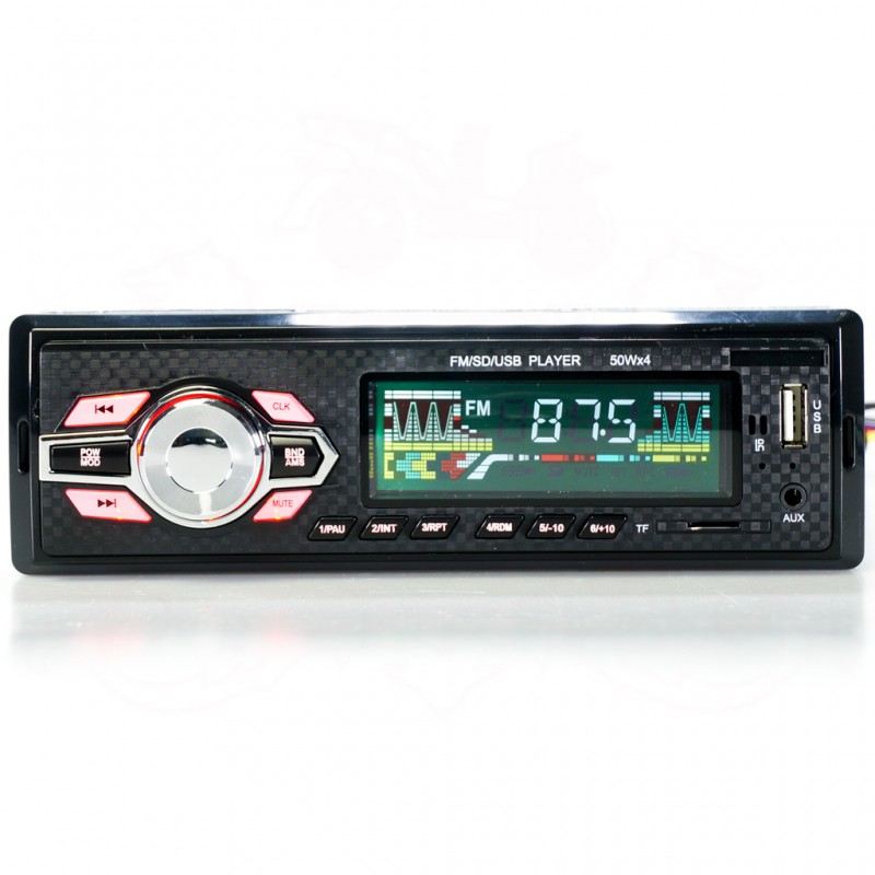OU-6084 MP3 FM/USB PLAYER