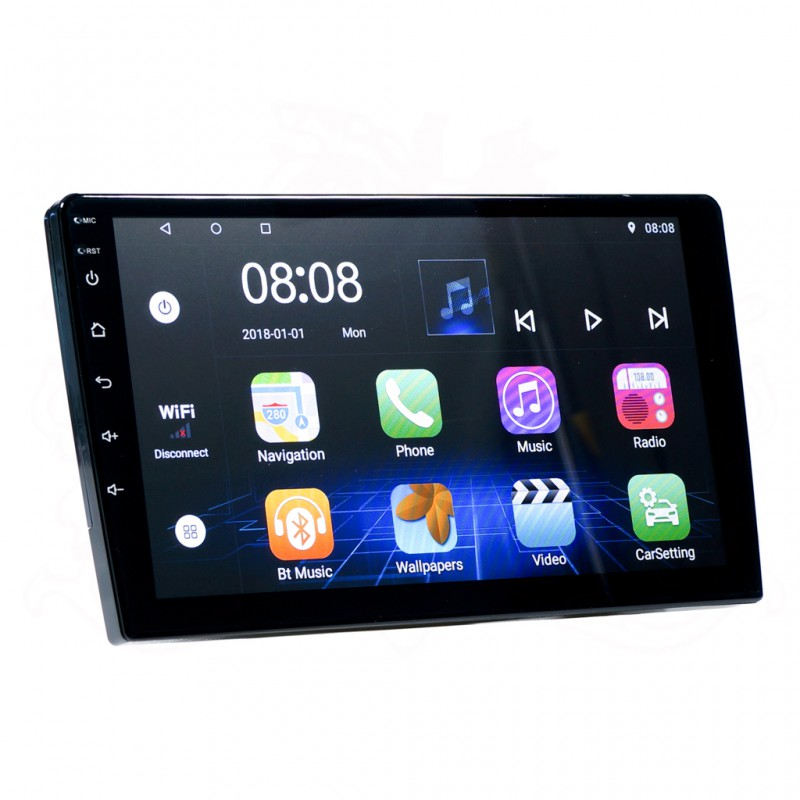 "P.BOX PB-127 9""/10"" QUAD-CORE ANDROID PLAYER (1+16GB) (T3 SLIM)"