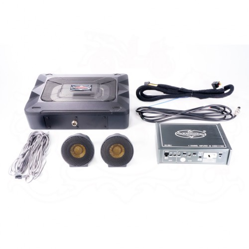 AVIONIXX AN-AB2.1 CAR AUDIO SYSTEM UPGRADE SET (PLUG & PLAY)
