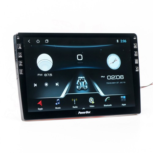 "P.BOX PB7708 9/10"" ANDROID PLAYER (SLIM)"