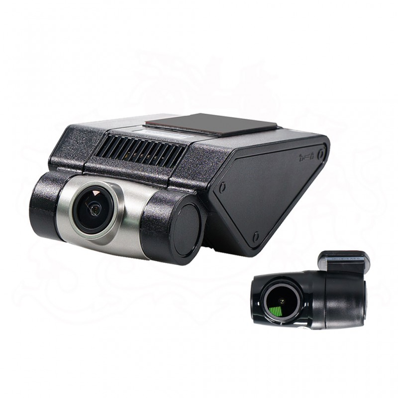 DEBEZT FHD6120W WIFI F/REAR RECORDER (32GB)