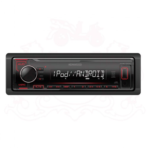 KENWOOD KMM-204 Digital Media Receiver (Non CD)