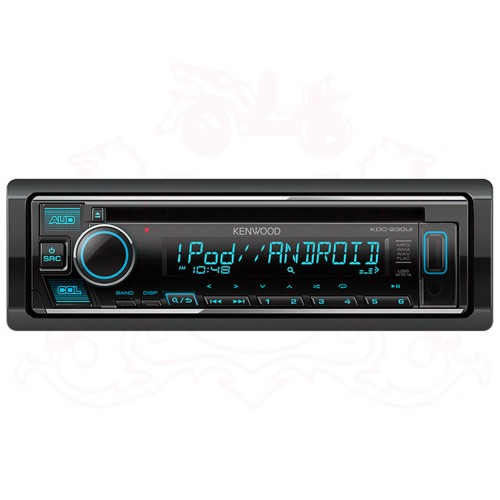 KENWOOD KDC-230UI USB/CD Receiver