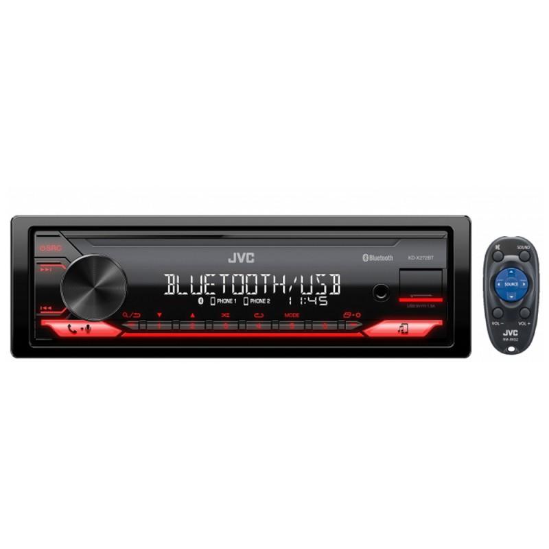 JVC KD-X272BT Digital Media Receiver (Non CD)