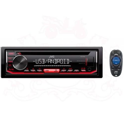 JVC KD-R492 USB/CD Receiver