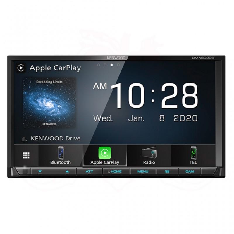 KENWOOD DMX8020S Digital Media Receiver with 7.0 Inch WVGA Display