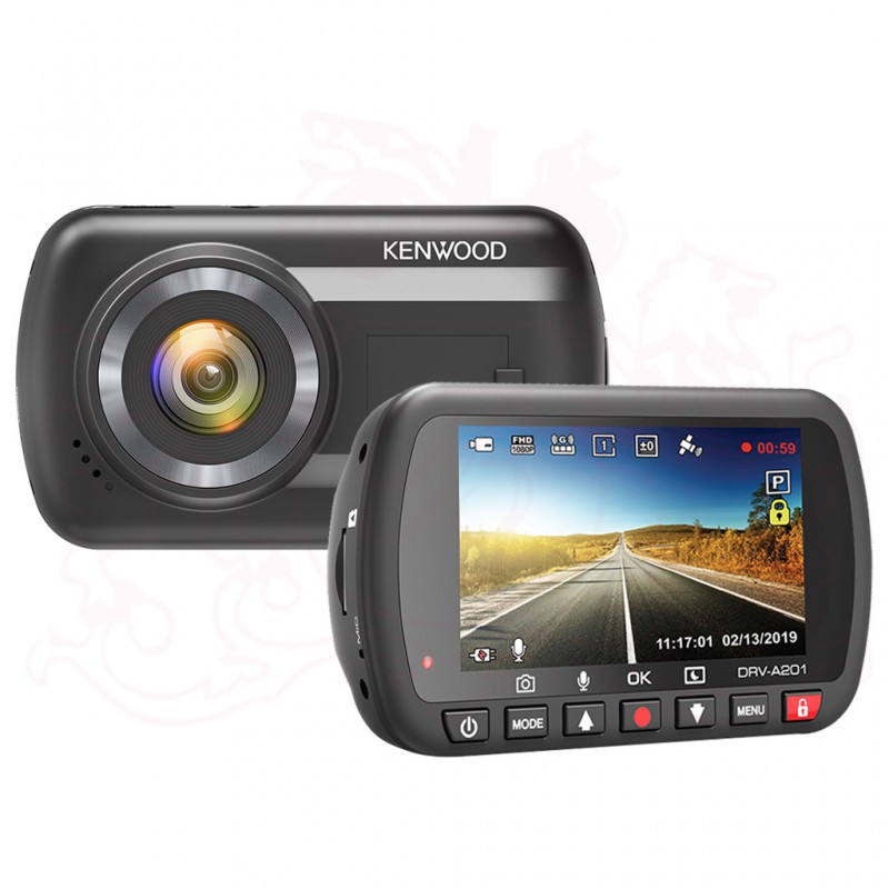 KENWOOD DRV-A201 Car DVR Dashcam