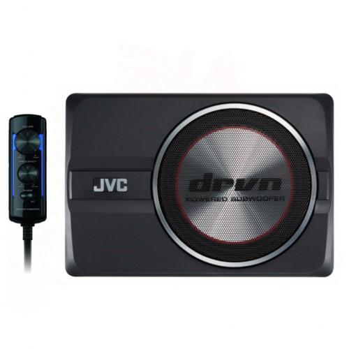 JVC CW-DRA8 drvn 20cm (8'') COMPACT POWERED SUBWOOFER
