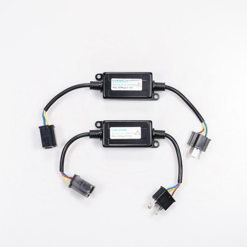 LED FM BOOSTER (H4, H7, H11, 9006)