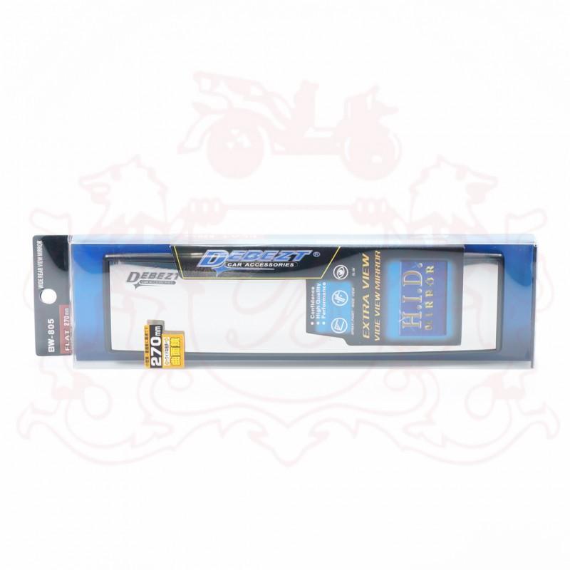 DEBEZT BW-805 (270MM) CONVEX ROOM MIRROR  (W)