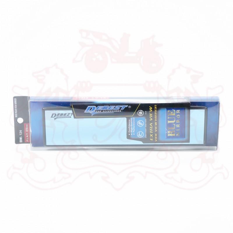 DEBEZT BW-124 (270MM) FLAT ROOM MIRROR  (BLUE)