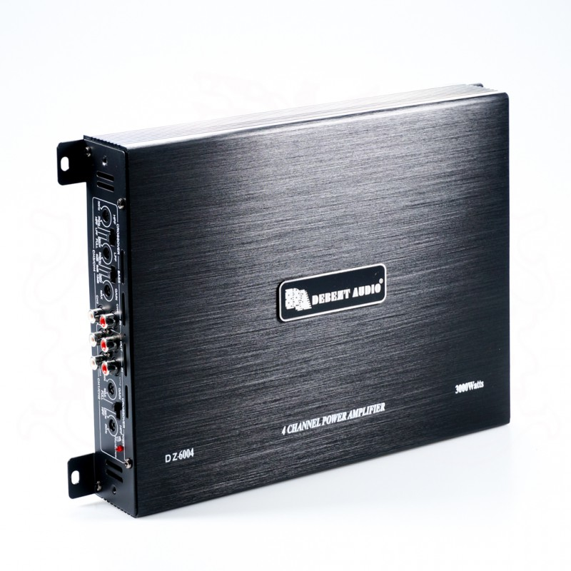 DEBEZT DZ-6004 4 CHANNELS AMPLIFIER