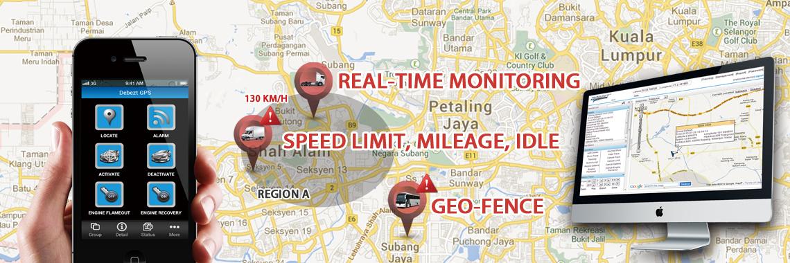 Debezt GPS Tracking