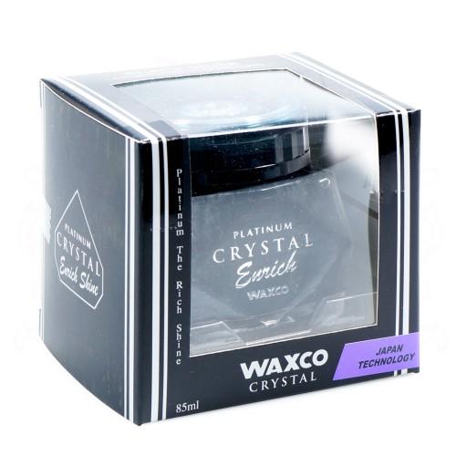 WAXCO Platinum Crystal Enrich Shine Black Musk Car Perfume  (85ml)