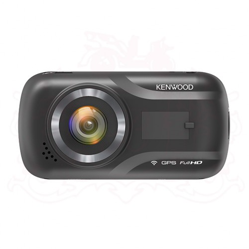 KENWOOD DRV-A301 CAR DVR DASH CAMERA WITH BUILT IN GPS RECEIVER + WIRELESS LINK